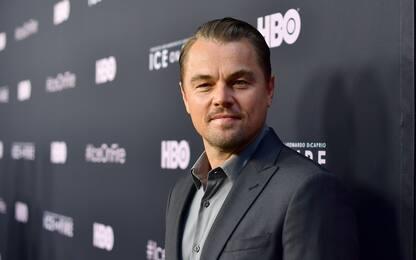 """DiCaprio presenta il documentario """"Ice on Fire"""". FOTO"""