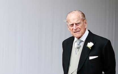 Filippo, il consorte della Regina Elisabetta compie 98 anni