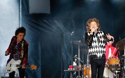 Rolling Stones, Mick Jagger torna dopo l'operazione