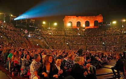 Arena di Verona, il programma degli eventi per l'estate 2019