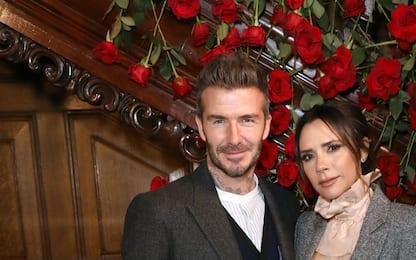 Victoria e David Beckham festeggiano 20 anni di matrimonio