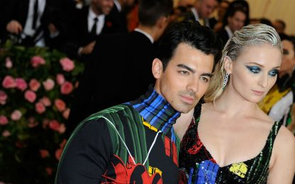 Sophie Turner e Joe Jonas, ecco la foto del matrimonio