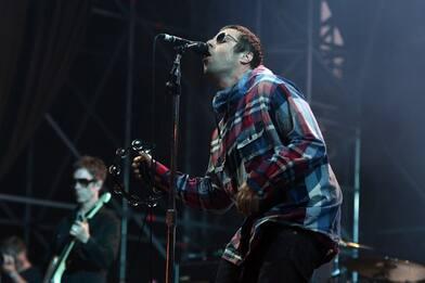 Liam Gallagher, il concerto di apertura al Festival Collisioni
