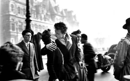 I baci più famosi del cinema e dell'arte