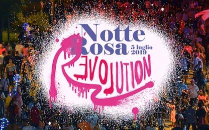 Notte Rosa Rimini 2019, il programma degli eventi