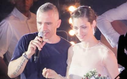 """Eros Ramazzotti e Marica Pellegrinelli annunciano: """"Matrimonio finito"""""""
