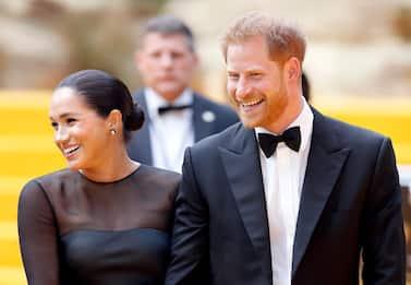 """Il principe Harry rivela: """"Io e Meghan non avremo più di due figli"""""""