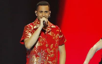 Mahmood vincitore degli MTV EMAs 2019
