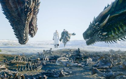 Emmy 2019, record per Game of Thrones: 32 nomination
