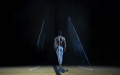 Roberto Bolle a Sky TG24: con la tecnologia la danza guarda al futuro