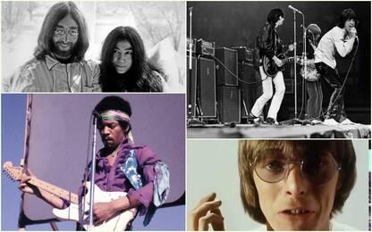 Sbarco sulla Luna, le canzoni più famose del 1969