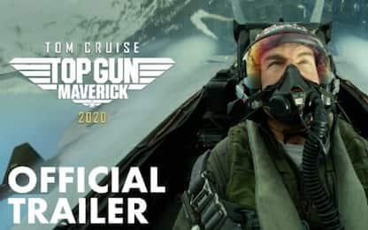 """""""Top Gun: Maverick"""", il trailer del nuovo film di Tom Cruise. VIDEO"""
