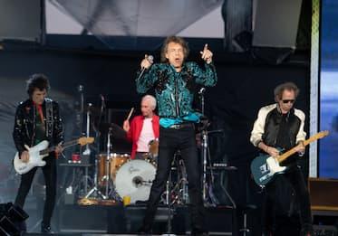 La Nasa dedica ai Rolling Stones una pietra su Marte
