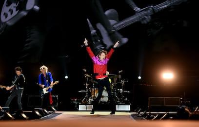 Buon compleanno Mick Jagger. FOTO