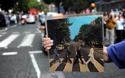 Abbey Road, 50 anni fa la foto dei Beatles diventata icona