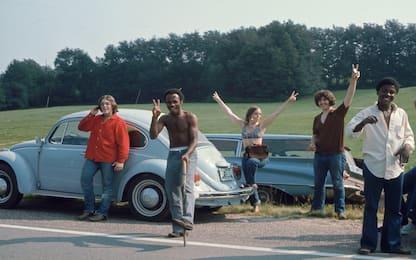 Woodstock 1969, le foto storiche del Festival