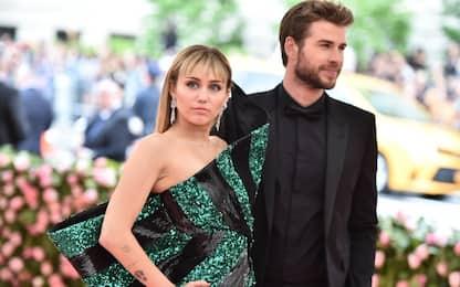 """Miley Cyrus sulla separazione da Liam Hemsworth: """"Non l'ho tradito"""""""