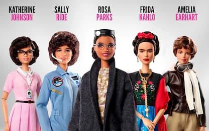 Barbie con le sembianze di Rosa Parks: le nuove bambole