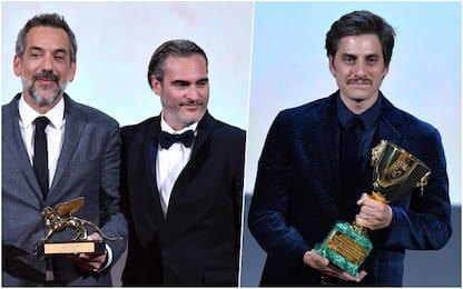 I vincitori del festival di Venezia: Leone d'Oro a Joker