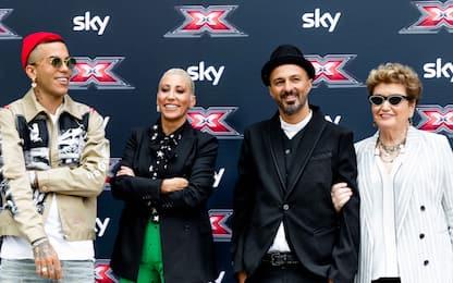 X Factor 2019 inizia stasera: chi sono i giudici