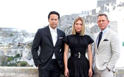 007 a Matera, le immagini delle riprese del film