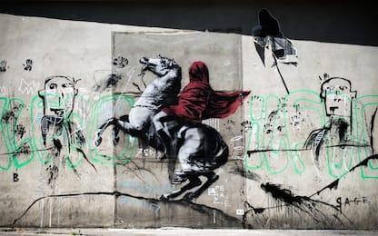 Banksy: le opere dai muri di Bristol a Venezia. FOTO