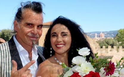 Piero Pelù ha sposato la pianista Gianna Fratta