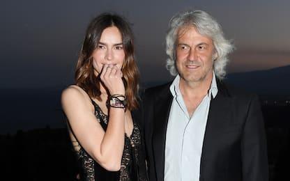 Kasia Smutniak, matrimonio in segreto con Domenico Procacci