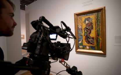"""""""Van Gogh e il Giappone"""", le foto da set"""