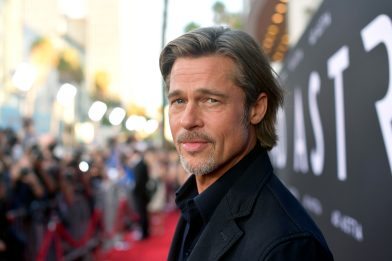 Ad Astra, red carpet a Los Angeles con Brad Pitt e Liv Tyler