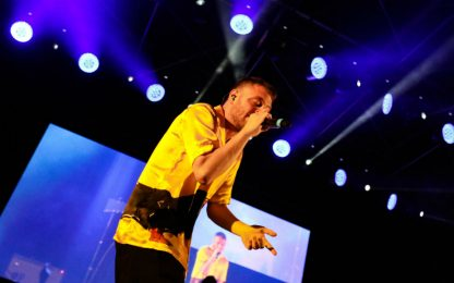 Storia di Anastasio, ospite della seconda serata di X Factor