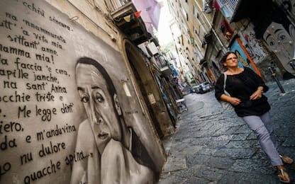 Napoli, la Street Art omaggia Totò. FOTO
