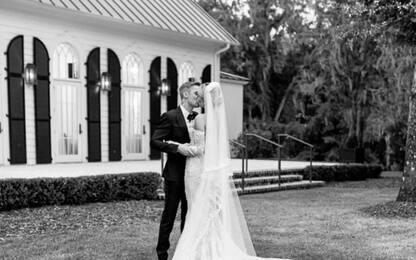 Justin Bieber e Hailey Baldwin, le foto del matrimonio