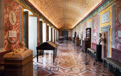 Milano, tesori FAI in mostra grazie alle foto di Guindani