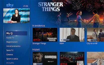 Netflix è arrivato su Sky Q: tutto quello che c'è da sapere