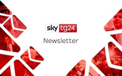 Sky TG24, la newsletter con le notizie più lette: iscriviti