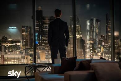 Diavoli, la serie tv di Sky con Patrick Dempsey e Alessandro Borghi