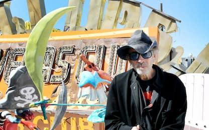 """""""Lost Vegas"""", mostra di Tim Burton al The Neon Museum. FOTO"""