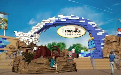 A Gardaland il primo Parco acquatico a tema Lego in Europa