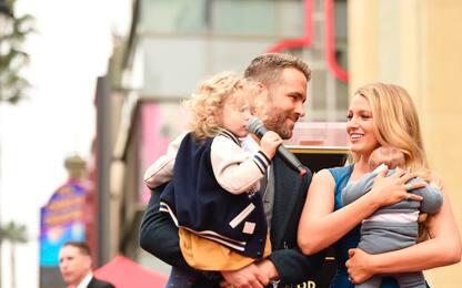 Blake Lively, Ryan Reynolds e figlie: le foto della famiglia