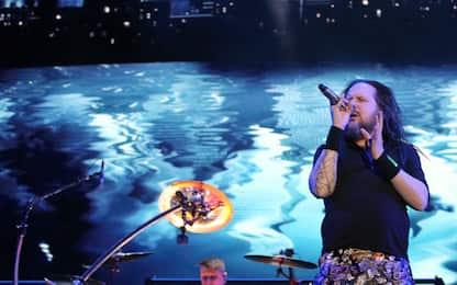 I System Of A Down e i Korn agli IDays 2020 di Milano. FOTO