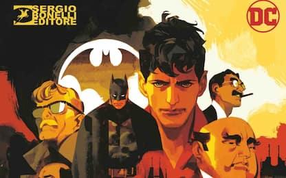 Batman e Joker insieme a Dylan Dog: il nuovo crossover di DC e Bonelli