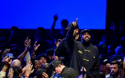 Tutti gli album pubblicati in ritardo da Kanye West. FOTO