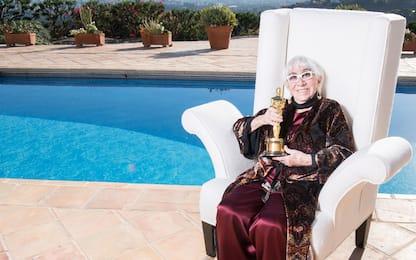 Lina Wertmuller conquista l'Oscar alla carriera