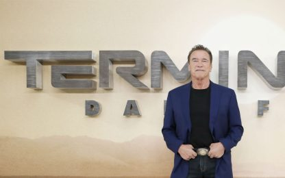 Arnold Schwarzenegger, la fotostory dell'attore. FOTO