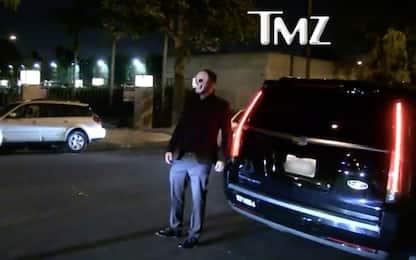 Ben Affleck ubriaco al party di Halloween: era sobrio da un anno