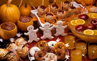 Ricette per Halloween, idee originali per la festa