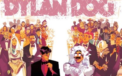 Un rivoluzionario Dylan Dog in anteprima al Lucca Comics