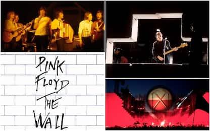 "Pink Floyd, 40 anni fa usciva l'album ""The Wall"""
