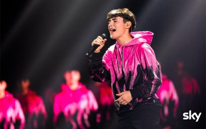 X Factor, Sofia Tornambene canta Fix you dei Coldplay: VIDEO